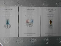 Отдается в дар Почтовые марки ГДР