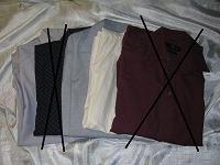 Отдается в дар Рубашки мужские