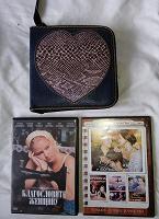 Отдается в дар Диски с фильмами и сумка для дисков