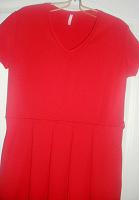 Отдается в дар красное платье