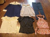 Отдается в дар Одежда девушкам от Светы