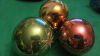 Отдается в дар Два ёлочных шарика.