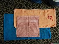 Отдается в дар Кухонные полотенца