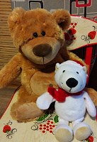 Отдается в дар Мишки мягкие игрушки))