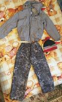 Отдается в дар Верхняя демисезонная одежда для 7-9 лет