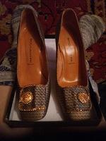 Отдается в дар Туфли женские Италия