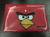 Отдается в дар Папка А4 Angry Birds