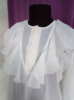 Отдается в дар Ретро-блуза