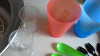 Отдается в дар Пластик (кухонное)