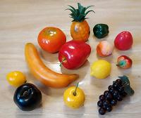 Отдается в дар Игрушечные фрукты