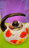 Отдается в дар Красивый чайник без свистка