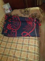 Отдается в дар Шерстяное одеяло.