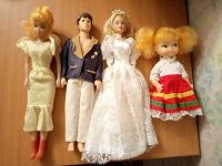 Отдается в дар Куклы в одни руки