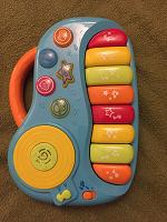 Отдается в дар Пианино Baby Go для малышей