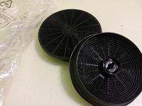 Отдается в дар Угольные фильтры для вытяжки.