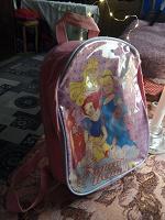 Отдается в дар Рюкзачок для девочки.