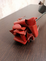 Отдается в дар Роза металлическая