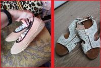 Женская обувь 35-36 размер