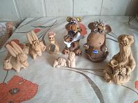 Отдается в дар Глиняные статуэтки