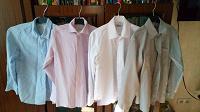 Отдается в дар Рубашки р 128-134