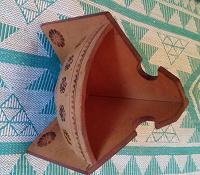 Отдается в дар Декор для дома Уголок деревянный