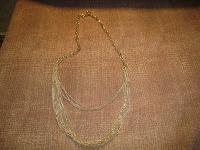 Отдается в дар Ожерелье из цепочек.