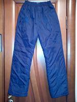 Отдается в дар Зимние брюки для девочки