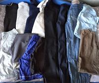 Отдается в дар Одежда на мальчика 128-134