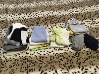 Отдается в дар Детская одежда 1-2 года