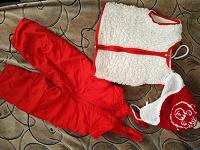 Отдается в дар Зимняя одежда 2-3г