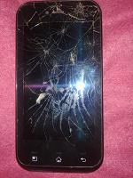 Отдается в дар Смартфон LG в ремонт или на зч