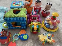 Отдается в дар Игрушки разные для малышей
