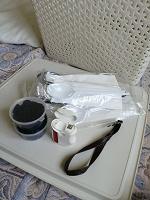 Отдается в дар Одноразовые приборы, перчатки, металлическая коробка