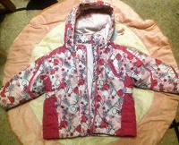 Отдается в дар Куртки для девочки