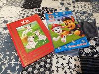 Отдается в дар Детские книги по мультфильмам