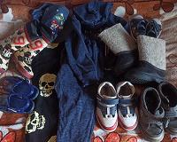 Отдается в дар Одежда мальчику 98-104