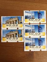Отдается в дар Почтовые марки — Германия