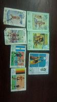 Отдается в дар Кубинские марки