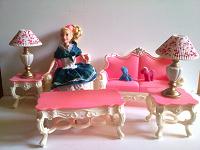 Отдается в дар Мебель для барби