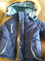 Отдается в дар Куртка и комбез зимний 98 размер +