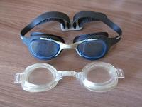 Отдается в дар Плавательные очки
