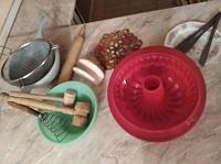 Отдается в дар кухонные штуки
