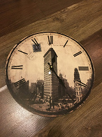 Отдается в дар Настенные часы Scandinavian home