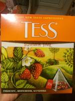 Отдается в дар Чай Тэсс пирамидки
