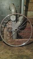 Отдается в дар Обод колесо 28 колесо
