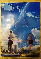 Отдается в дар Аниме-постеры