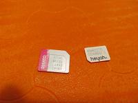 Отдается в дар SIM-карты 3 шт.