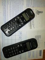 Отдается в дар Телефонные трубки Panasonic