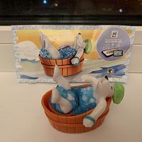 Отдается в дар Игрушка из Kinder Maxi
