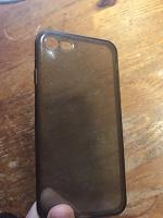Отдается в дар Чехол Case Iphone 7 силикон